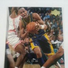 Coleccionismo deportivo - Reggie Miller 48 NBA Upper Deck 1999-00 Indiana Pacers - 160640330