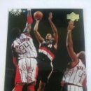 Coleccionismo deportivo: RASHEED WALLACE 97 NBA UPPER DECK 1999-00 PORTLAND TRAILBLAZERS. Lote 160640754