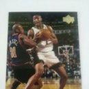 Coleccionismo deportivo: RASHARD LEWIS 112 NBA UPPER DECK 1999-00 SEATTLE SUPERSONICS. Lote 160640865