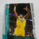 Coleccionismo deportivo: JAMAAL MAGLOIRE 56 NBA UPPER DECK 2005-06 SLAM CHARLOTTE HORNETS. Lote 160641052