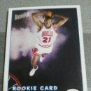 Coleccionismo deportivo: CHRIS DUHON 175 NBA TOPPS BAZOOKA 2004-05 CHICAGO BULLS ROOKIE CARD. Lote 160897704