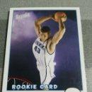 Coleccionismo deportivo: KRIS HUMPHRIES 189 NBA TOPPS BAZOOKA 2004-05 UTAH JAZZ ROOKIE CARD. Lote 160897710