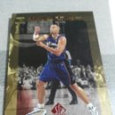 Coleccionismo deportivo: TRACY MURRAY 156 NBA UPPER DECK SP AUTHENTIC 1997-98 WASHINGTON WIZARDS. Lote 160898193