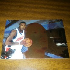 Coleccionismo deportivo - Gerald wallace 9 NBA Upper Deck SPx Charlotte Bobcats - 161186034
