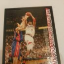 Coleccionismo deportivo: ANDRE IGUODALA 38 NBA TOPPS BOWMAN 2005-06 PHILADELPHIA SIXERS. Lote 161186229