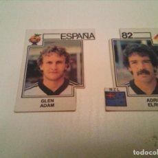 Coleccionismo deportivo: CROMO ADAM/ELRICK Nº422 PANINI ESPAÑA 82. Lote 161832942