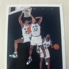 Coleccionismo deportivo: NBA UPPER DECK 92/93 CROMO FICHA Nº 220 SHAQUILLE ONEAL ORLANDO MAGIC. Lote 162357794