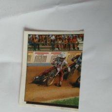 Coleccionismo deportivo: Nº 152 ANTIGUO CROMO PANINI AÑO 1987 MOTOR ADVENTURES: FÓRMULA 1 MOTOCICLISMO RALLY PARÍS-DAKAR. Lote 163240310
