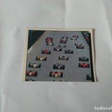 Coleccionismo deportivo: Nº 154 ANTIGUO CROMO PANINI AÑO 1987 MOTOR ADVENTURES: FÓRMULA 1 MOTOCICLISMO RALLY PARÍS-DAKAR. Lote 163240842
