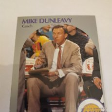 Coleccionismo deportivo: MIKE DUNLEAVY 410 NBA HOOPS 1990-91 LOS ANGELES LAKERS. Lote 163314662