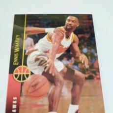 Coleccionismo deportivo - Ennis Whatley 69 NBA upper deck 94-95 Atlanta Hawks - 163361196