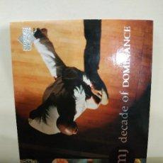 Coleccionismo deportivo: 519- NBA - UPPER DECK - MICHAEL JORDAN - DECADE OF DOMINANCE - RARE AIR - J1. Lote 163394038