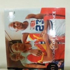 Coleccionismo deportivo: 519- NBA - UPPER DECK - MICHAEL JORDAN - DECADE OF DOMINANCE - RARE AIR - J4. Lote 163394522