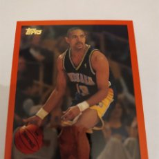 Coleccionismo deportivo - Mark Jackson 26 NBA Topps 1999-00 Indiana Pacers - 163806776