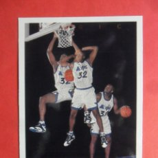 Coleccionismo deportivo: Nº 220 - SHAQUILLE O'NEAL - ORLANDO MAGIC - NBA UPPER DECK 1992 1993 - BASKETBALL 92 93. Lote 164430422