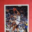 Coleccionismo deportivo: Nº 252 - PERVIS ELLISON - BULLETS - NBA UPPER DECK 1992 1993 - BASKETBALL 92 93. Lote 164444238