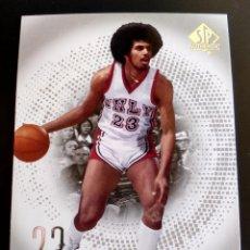 Colecionismo desportivo: UPPER DECK 42 REGGIE THEUS SP AUTHENTIC 2014 2015 14 15 NBA NUEVO CROMO BALONCESTO CARD FICHA. Lote 164483722