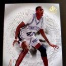 Coleccionismo deportivo: UPPER DECK 43 DONYELL MARSHALL SP AUTHENTIC 2014 2015 14 15 NBA NUEVO CROMO BALONCESTO CARD FICHA. Lote 164485214