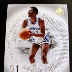 Colecionismo desportivo: UPPER DECK 47 SLEEPY FLOYD SP AUTHENTIC 2014 2015 14 15 NBA NUEVO CROMO BALONCESTO CARD FICHA. Lote 226288205