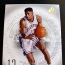Coleccionismo deportivo: UPPER DECK 50 KENDALL GILL SP AUTHENTIC 2014 2015 14 15 NBA NUEVO CROMO BALONCESTO CARD FICHA. Lote 164490754