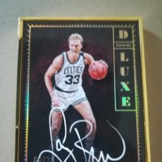 Coleccionismo deportivo: CARD NBA FIRMADA POR LARRY BIRD LIMITADA A /25 - BOSTON CELTICS. Lote 164747422