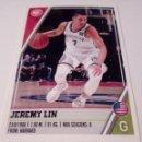 Coleccionismo deportivo: CROMO STICKER PANINI NBA 18 19 Nº 24 JEREMY LIN (ATLANTA) BALONCESTO SIN PEGAR . Lote 165685010