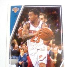 Coleccionismo deportivo: CROMO STICKER PANINI NBA 18 19 Nº 158 TREY BURKE (NEW YORK) BALONCESTO SIN PEGAR . Lote 165710382