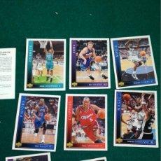 Coleccionismo deportivo: CROMOS NBA UPPER DECK VER FOTOS. Lote 166032030