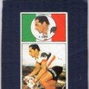 Coleccionismo deportivo: ASES DEL PEDAL - CROMO Nº 119 - FAUSTO COPPI - EDITORIAL J. MERCHANTE.. Lote 166678846