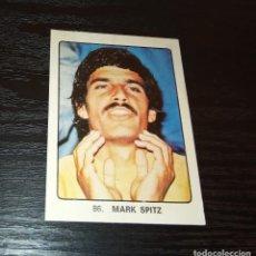 Coleccionismo deportivo: -CROMO NATACION KEISA CAMPEONES DEL DEPORTE MUNDIAL 1974 : 86 MARK SPITZ. Lote 166783262