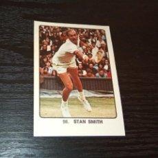 Coleccionismo deportivo: -CROMO TENIS KEISA CAMPEONES DEL DEPORTE MUNDIAL 1974 : 98 STAN SMITH. Lote 166783814