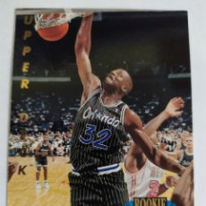 Coleccionismo deportivo: SHAQUILLE O'NEAL 69 NBA UPPER DECK HIGH SERIES 1992-93 ORLANDO MAGIC. Lote 166921944