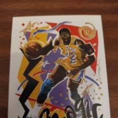 Coleccionismo deportivo: MAGIC JOHNSON 367 NBA HOOPS 1990-91 LOS ANGELES LAKERS. Lote 168221966