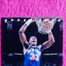 Coleccionismo deportivo: UPPER DECK 92 /93. 77. PATRICK EWING. FOREIGN EXCHANGE. Lote 169088010