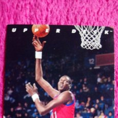 Coleccionismo deportivo: UPPER DECK 92 /93. 75. MANUTE BOL. FOREIGN EXCHANGE. Lote 169088444