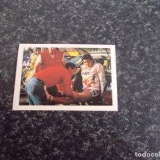 Coleccionismo deportivo: CROMOS FHER / ASES DEL CICLISMO // RECIEN SACADOS DE SOBRE 1988 // Nº 79 MASAJE . Lote 169095292