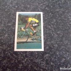 Coleccionismo deportivo: CROMOS FHER / ASES DEL CICLISMO // RECIEN SACADOS DE SOBRE 1988 // Nº 122 JON UNZAGA . Lote 169097372