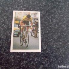 Coleccionismo deportivo: CROMOS FHER / ASES DEL CICLISMO // RECIEN SACADOS DE SOBRE 1988 // Nº 123 FRANCISCO ESPINOZA . Lote 169100112