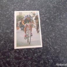 Coleccionismo deportivo: CROMOS FHER / ASES DEL CICLISMO // RECIEN SACADOS DE SOBRE 1988 // Nº 131 HERMINIO DIAZ ZABALA . Lote 169100448