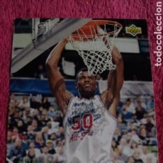 Coleccionismo deportivo: UPPER DECK 92 /93. 16. DAVID ROBINSON. WEST ALL STARS. Lote 169336625