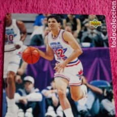 Coleccionismo deportivo: UPPER DECK 92 /93.17. JOHN STOCKTON. WEST ALL STARS. Lote 169337038