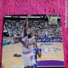 Coleccionismo deportivo: UPPER DECK 92 /93. 21. SHAWN KEMP. WEST ALL STARS. Lote 169341452
