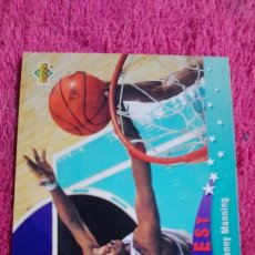 Coleccionismo deportivo: UPPER DECK 92 /93. 23. DANNY MANNING. WEST ALL STARS. Lote 169341821