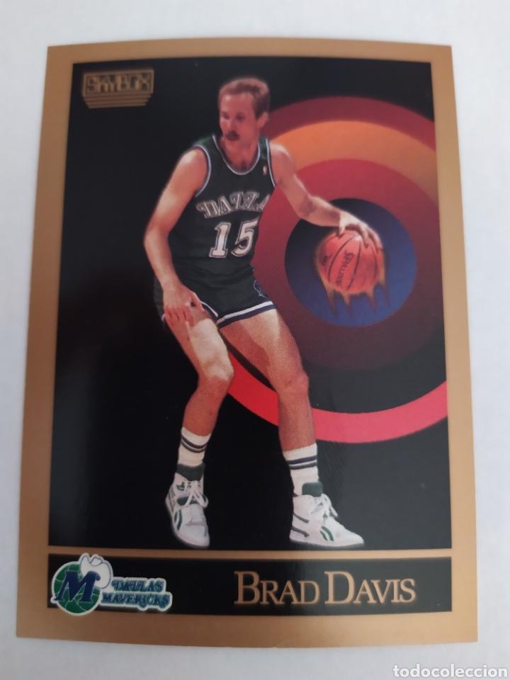 brand new 41732 80961 Brad Davis 62 NBA Skybox 1990-91 Dallas Mavericks