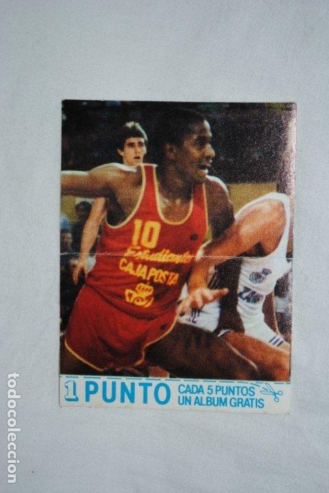 PHOSKITOS BALONCESTO EN ACCION , Nº 7 (Coleccionismo Deportivo - Cromos otros Deportes)