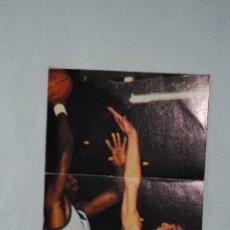 Coleccionismo deportivo: PHOSKITOS , BALONCESTO EN ACCION , Nº 26. Lote 174097352