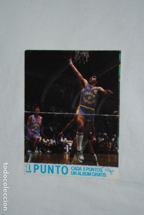 PHOSKITOS , BALONCESTO EN ACCION , Nº 5 (Coleccionismo Deportivo - Cromos otros Deportes)