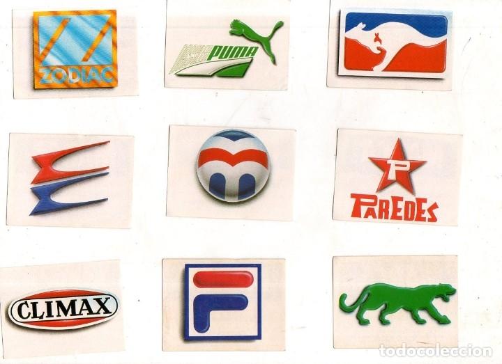 Coleccionismo deportivo: CROMOS MARCAMANIA. LOTE DE 79 CROMOS. ED. ESTE. DIFERENTES. NUEVOS SIN PEGAR. VER FOTOS. - Foto 2 - 174564163