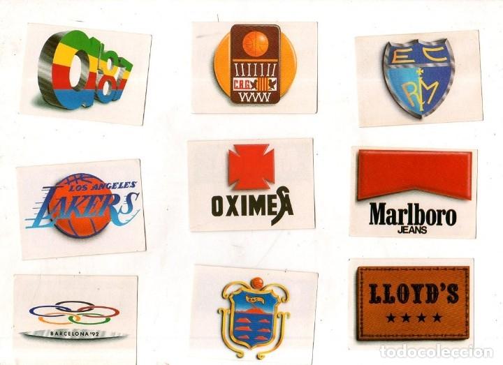 Coleccionismo deportivo: CROMOS MARCAMANIA. LOTE DE 79 CROMOS. ED. ESTE. DIFERENTES. NUEVOS SIN PEGAR. VER FOTOS. - Foto 4 - 174564163