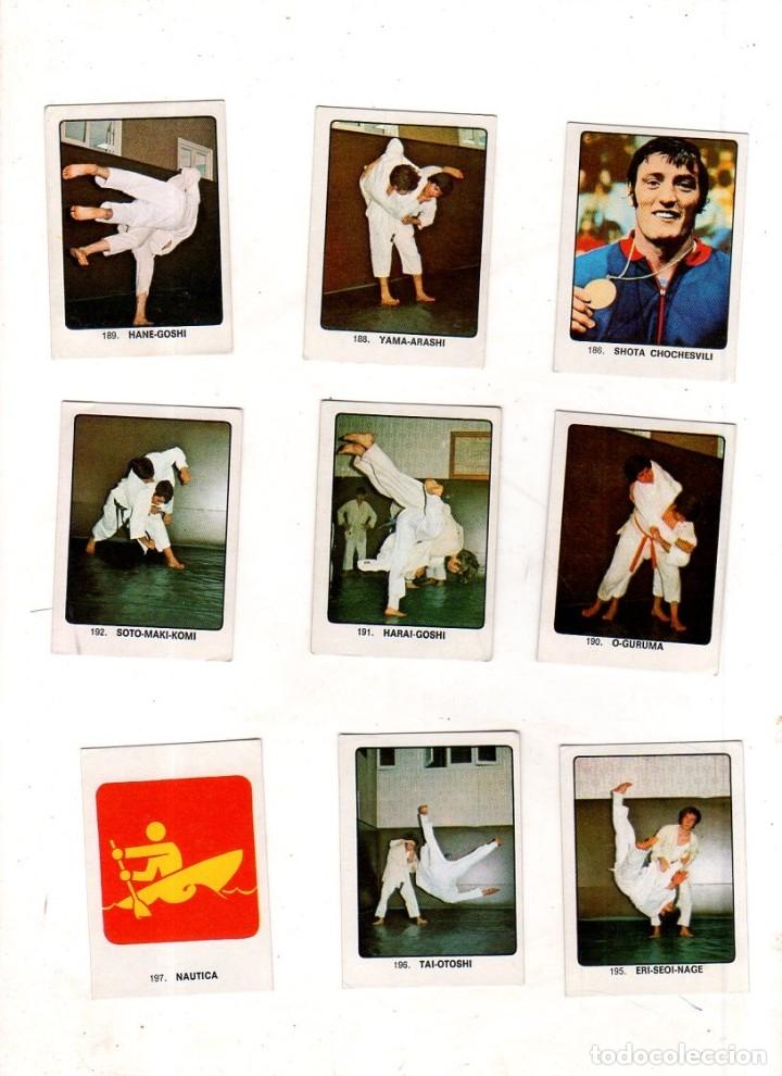 Coleccionismo deportivo: CAMPEONES DEL DEPORTE MUNDIAL 1974. LOTE DE 119 CROMOS.EDITORIAL KEISA. NUNCA PEGADOS.DIFERENTES.VER - Foto 13 - 174570483